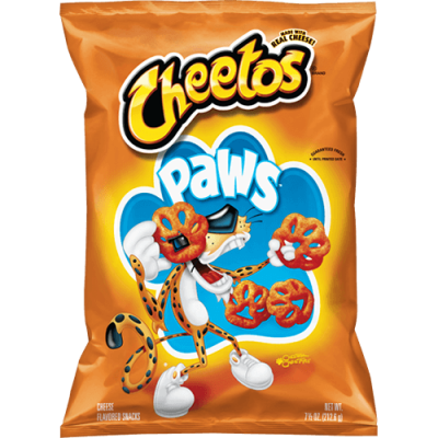 Cheetos® Paws® Cheese Flavored Snacks